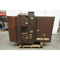 United Air SG-4S-H Smog-Hog Industrial Air Cleaner Smog Smoke Mist   6000 cfm