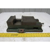 "6"" x 6"" Precision Machine Machinist Bench Table Drill Mill Vise No Base"