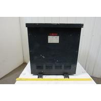 Dongan 63-65-1353SH 65KVA 3Ph General Purpose Transformer HV 230/480V LV 208V
