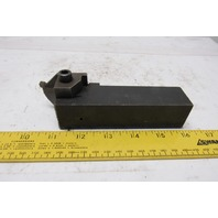 "Manchester 203 271 1-1/4"" Square Shank OD Grooving Tool Holder"