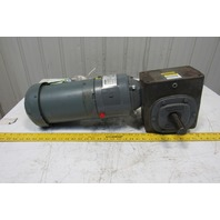 Boston Gear 700 Series 25:1 Ratio 208-230/460V 70RPM RH Output Gearmotor Brake