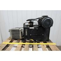 Rexroth A9.0770 3Hp 220-480V 26Gal High Pressure Hydraulic Power Unit