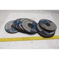United Abrasives-SAIT 27510 Flex Grinding Wheel 7x1/8x7/8 Type 29-A24 Lot of 15