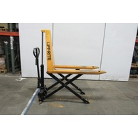 "Lift-Rite RG30M270048 Manual Hand Pump 31"" High lift Scissor Pallet Jack 3000 Lb"
