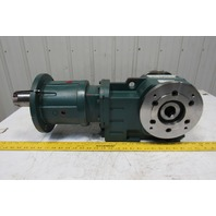 Dodge BF683LN180TC 27.99:1 Ratio 1750RPM Input 62.5RPM Hollow Shaft Gearbox