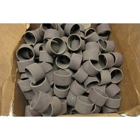 """ARC Abrasives 1-1/2"""" x 1""""  No-Lap Sanding Bands 80 Grit"""