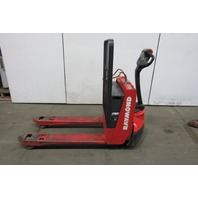 Raymond 102T-F45L 4500Lb Capacity Electric Walkie Pallet Jack  24V 208 Hrs 2011