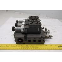 Numatics 082RS125UU000000152827 Pneumatic Pressure Regulator Flexiblok Manifold