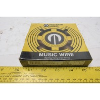 Precision Brand 21026 Music Wire .023 (.660MM) 1 Pound Box
