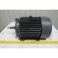 Lincoln AVK CCF6G7.5U64L 7.5Hp Electric Motor 460V 3PH 256U Frame 1175 RPM