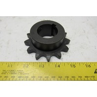 "Martin 60BS13 #60 Single Row Roller Chain Sprocket 13T 1-3/8"" Keyed Bore Lot/2"