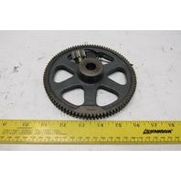 "Boston Gear NB96 6"" OD 96T 14.5° External Tooth Spur Gear 5/8"" Stock Bore NB14B"