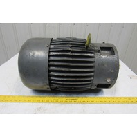 Delco 3G9210ZA 7-1/2HP Electric Motor 254UYZ Frame 1765rpm 460V 3PH 60HZ