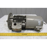 Siemens 1LA71074AA61-Z 3.45KVA Electric Motor 460V 3Ph 5.5A 50/60HZ
