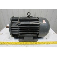Delco EG4154D1 20Hp 1765RPM 60Hz 460V 286UD Cast Iron Electric AC Motor