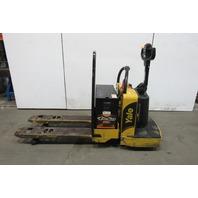 Yale MPE060LVGN24T2748 24V Pallet Jack Walkie/Rider 6000Lb Capacity 2011 1151Hr