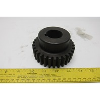 """Martin S830 14-1/2 30 tooth Spur Gear 1-3/8"""" Keyed Bore"""