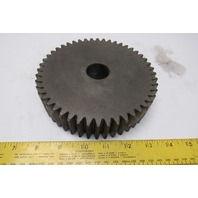 """64910021 47 tooth Spur Gear 1-3/16"""" Smooth Bore 6-1/4"""" OD 1-1/2"""" Wide"""
