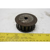18H100 Timing Pulley Sprocket 14mm Keyed Bore