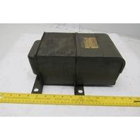 Jefferson 220-071-115 480V Input 120/240V Secondary 1Ph 50/60Hz 1KVA Transformer