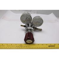 Prostar PRS20123301 Platnum 3000 PSI Inlet Pressure Welding Gas Regulator