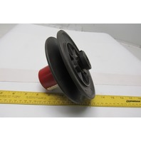 "Lovejoy Type 245 5/8"" Bore Single Groove Variable Speed Pulley"