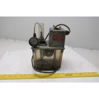 Type CES 1.75L Electronic Lubricator 115V 1 Ph