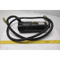 Anilam MTS30M4-59 Permanent Magnet DC Servo Motor 140V 30A 2400 RPM Max W/Cord