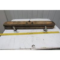 Materials Transportation Co. 4000Lbs. Capacity Battery Lifting Beam Spreader Bar