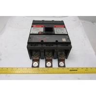General Electric TJL4V2606 600A 600VAC Versa Trip Molded Case Circuit Breaker