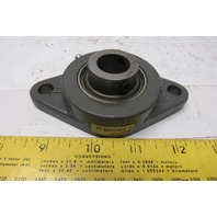 "Browning VF2S-112 5X707C 2-Bolt Flange Unit 3/4"" Shaft Setscrew Locking Collar"
