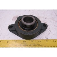 "Dodge 124054 2-Bolt Flange Unit SC 1- 1/4"" Shaft Setscrew Locking Collar"