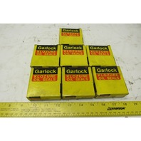 Garlock Model 63 21158-0299 Klozure Oil Seals 7 Boxes Of 2 Lot Of 14 Total
