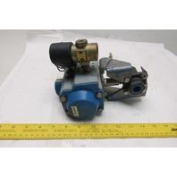 "Jamesbury VPVL100 SR4/5 B Pneumatic Actuator W/1/2"" Ball Valve"