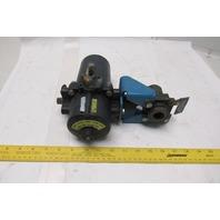 """Jamesbury Adjustable Pneumatic Actuator W/3/4"""" Ball Valve"""