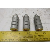 "Schrader Bellows 4804-1000 1/4""  Air Exhaust Silencer Muffler Lot Of 3"