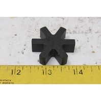 Boston XFCR-15153236 FC15 Coupling Size Rubber Spider Insert Closed Center 245RPM