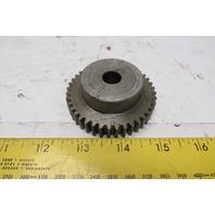 """Boston NB40A 2-5/8"""" OD External Tooth Spur Gear 40 Teeth 1/2"""" Bore"""