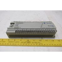 Allen Bradley 1761-L32BWB Ser E 20 Channel DC Inputs Relay Output I/O 24VDC PLC