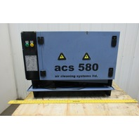 Air Cleaning Systems EP 580DPTX ACS 580 110V Industrial Air Cleaner