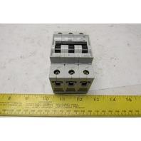 Siemens 5SX23-D16 Circuit Breaker 16A 480V 3 Pole