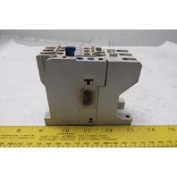Cutler Hammer C306DN3 Ser B1 Overload Relay W/H2006B Heaters