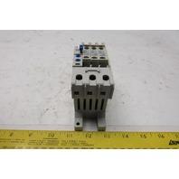Cutler Hammer C306DN3 Ser B1 Overload Relay W/H2003B Heaters
