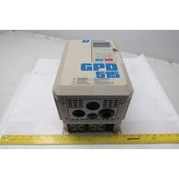 Magnetek GPD 515C-B021 Variable Speed AC Drive 0-460V 0-400Hz 21A 3 Phase