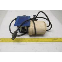 Pulsafeeder X030-XA-AAAAXXX Chem-Tech 30 GPD 100 PSI Dosing Metering Pump 115V