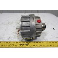 Kollmorgen JR16M4CH 128.7 VDC 1.41Hp 3000 RPM Servodisc DC Motor