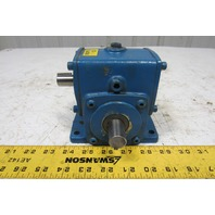 Cone Drive H015A905-2-15 15:1 Ratio 3000 RPM Right Angle Gear Reducer