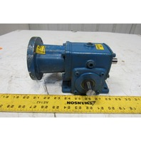 Cone Drive MH015A905-5-15 15:1 Ratio .99Hp 3000RPM Inline RH Dual Output Gear