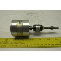 "Fabco Air E-121-X Pancake Air Cylinder 1-1/4"" Bore 1"" Stroke"
