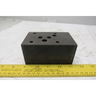 Continental Hydraulics C12S-DT-65-G Pilot Operated Check Valve Sandwich Module